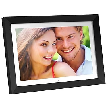 Aluratek   ADMPF119 Digital Photo Frame, 19inch