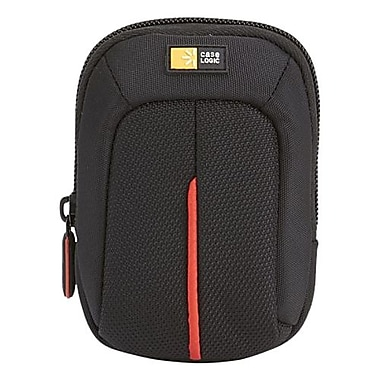 Case Logic® DCB-301 Compact Camera Case, Black