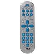 Audiovox® RCA RCR4358R 4 Device Big Button Universal Remote Control