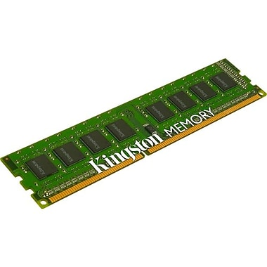 Kingston® 4GB (1 x 4GB) DDR3 (240-Pin DIMM) DDR3 1333 (PC3 10600) Server Memory