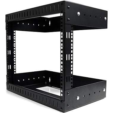 Startech.com® RK812 WALLOA Equipment Rack, 8U