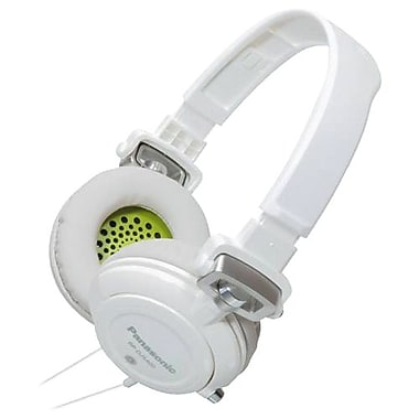 Panasonic RP-DJS400 Over-the-Head Headphone, White