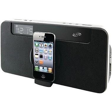 iLive™ ISP591B Speaker System For iPod/iPhone