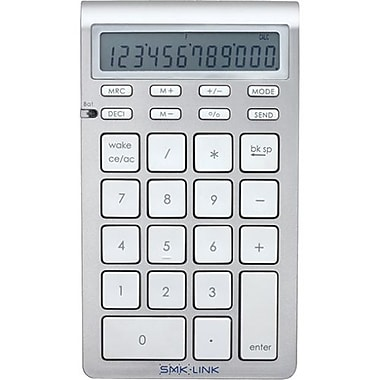 SMK-Link VP6273 Bluetooth Calculator Keypad