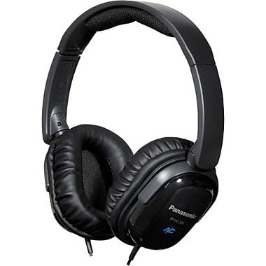 Panasonic RP-HC200 Over-the-Head Headphone, Black