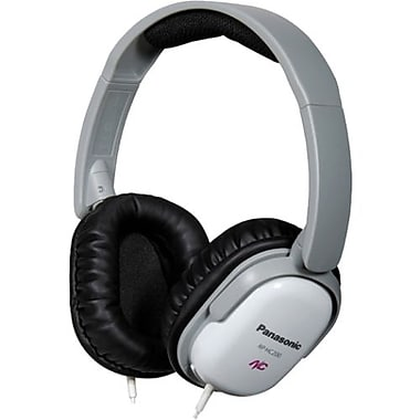 Panasonic RP-HC200 Over-the-Head Headphone, White