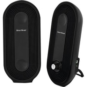 Gear Head™ SP2500 USB 2.0 Speaker System, 3 W RMS, Black