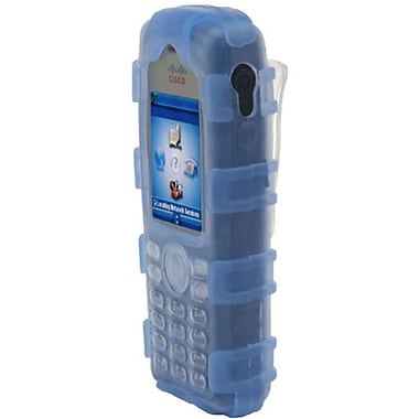zCover Dock-in-Case Carrying Case for IP Phone, Blue