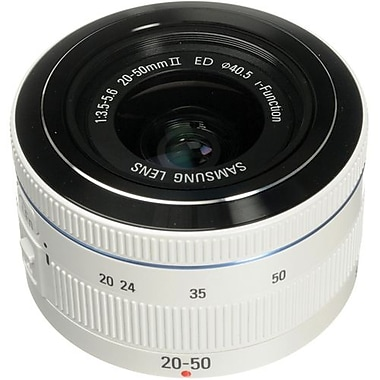 Samsung EX-S2050BNW/US 20 - 50mm f/3.5 - 5.6 Zoom Lens For Samsung NX Series Micro Camera