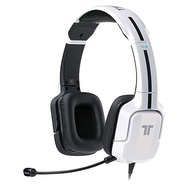 Mad Catz® TRI571020N Over-the-Head Headset, White