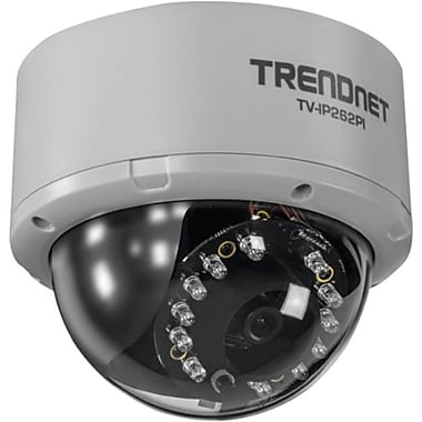 TRENDnet® TV-IP262PI PoE Day/Night Dome Internet Camera, 1024P