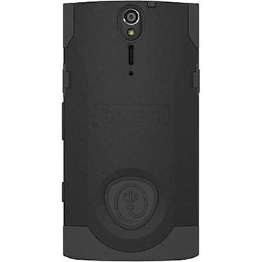 Tridentcase™ Aegis Case For Sony Xperia S, Black