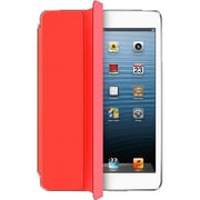 Aluratek Slim Color Smart Cover Case For 7.9 iPad Mini, Apple Red