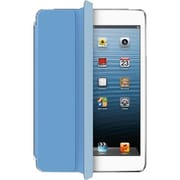 Aluratek Slim Color Smart Cover Case For 7.9 iPad Mini, Sky Blue