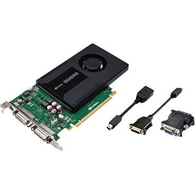 PNY® Quadro K2000D PCIE 2GB Graphic Card