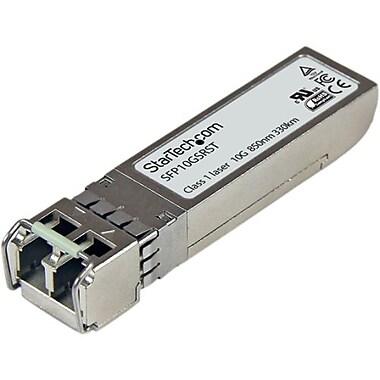 Startech®.com®SFP10GSRST Cisco Compatible 10GBase-SR SFP+ Fiber Transceiver Module