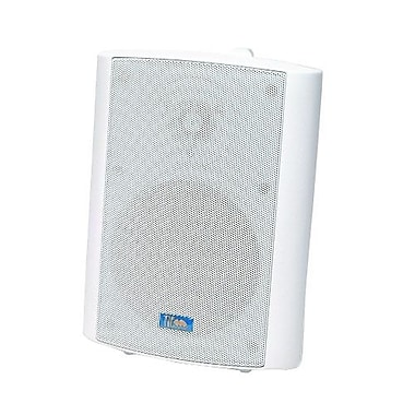 TIC® ASP60 Patio Speaker System, White