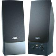 Cyber Acoustics CA-2011WB Speaker System, Black