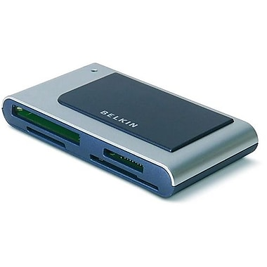 Belkin® F5U249V 15-in-1 Hi-Speed USB 2.0 FlashCard Reader/Writer