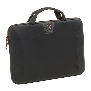 Swissgear GA-7619-02F00 Sherpa Carrying Case Sleeve, Black