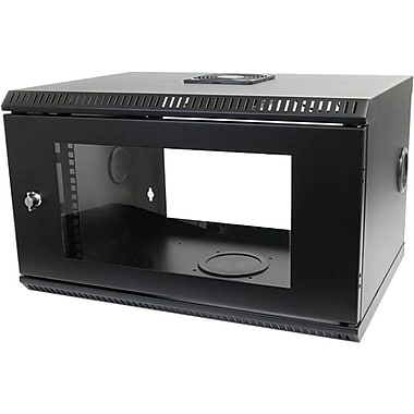 Startech.com® RK619WALL Server Rack Cabinet, 6U