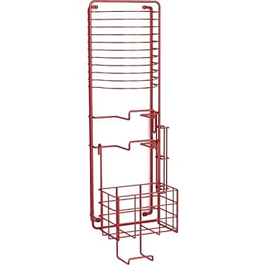 Atlantic 3880-6137 Game Rack, Deep Red Metallic