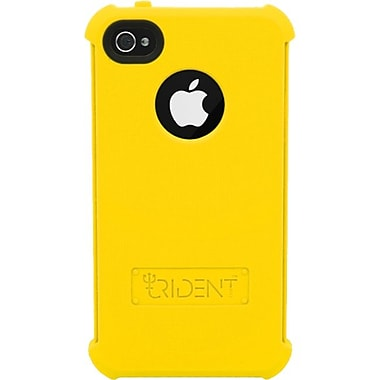 Tridentcase™ Perseus A.M.S. Case For Apple iPhone 4/4S, Yellow