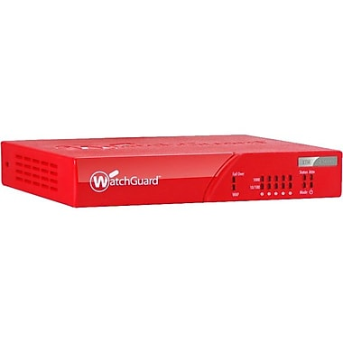 WatchGuard® XTM 2 Series Trade Up Firewall Appliance, 5 IPsec VPN peers
