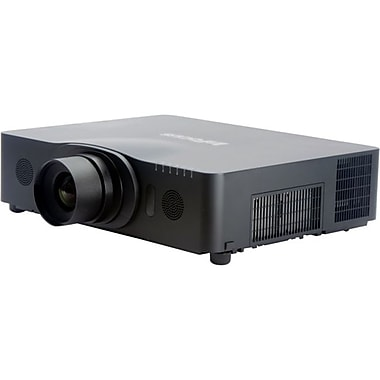 InFocus IN3124 WUXGA 3LCD Business Projector, Black