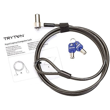 Tryten® 302135 Master Keyed Laptop Lock