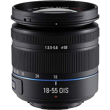 Samsung EX-S1855CSB/US 18 - 55mm f/3.5 - 5.6 Zoom Lens For Samsung NX Series Micro Camera
