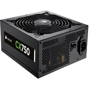 Corsair® 80 PLUS® CX750 ATX 750 W Power Supply Unit