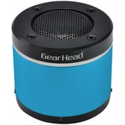 Gear Head™ BT3000 Rechargeable Wireless Speaker, Blue