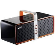 Guillemot Hercules 4769183 BT03 2.0 Bluetooth Wireless Speaker, Black/Orange