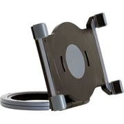 Visidec® VTB-US Universal Stand For Tablet, Black/dark grey