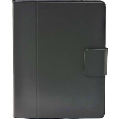 Gear Head™ 4500 Multiple Position Portfolio Carrying Case Stand For iPad 2/3/4, Gray