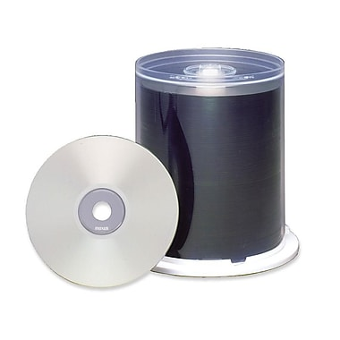 Maxell 700MB 48X CD-R, Spindle Bulk, 100/Pack