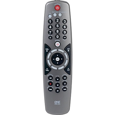 Audiovox® One For All® OARN03S 3 Device Universal Remote Control