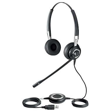 Jabra® BIZ 2400/2496-829-105 Over-the-Ear Headset