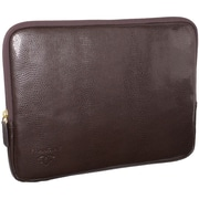 Fabrique Francine Collection Park Avenue 7inch Sleeve Tablet Case, Brown