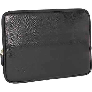 Fabrique Francine Collection Park Avenue 10inch Carrying Case For Tablet PC, Black