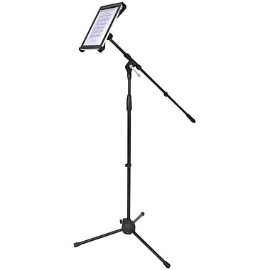 Pyleaudio® PMKSPAD1 Multimedia iPad and Microphone Stand