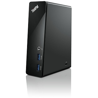 Lenovo® ThinkPad® RJ-45 USB Series 3 Docking Station
