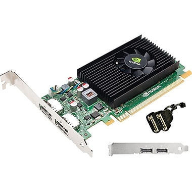 PNY® Quadro NVS 310 PCIE 512MB Graphic Card