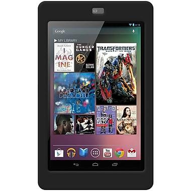 Amzer AMZ94381 Premium Silicone Skin Case for Asus Nexus 7, Black