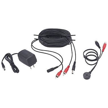 LOREX® ACCMIC1 Security Surveillance Microphone