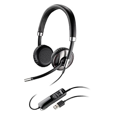 Plantronics® 87506-02 Over-the-Head Headset