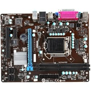 msi H61M-P32/W8 Desktop Motherboard, Intel H61 Express
