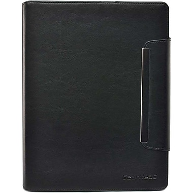 Gear Head™ 4800 Slim Portfolio Carrying Case For iPad 2/3/4, Black