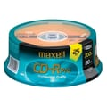 Maxell 700MB 48X Professional Grade CD-R, Spindle, 25/Pack